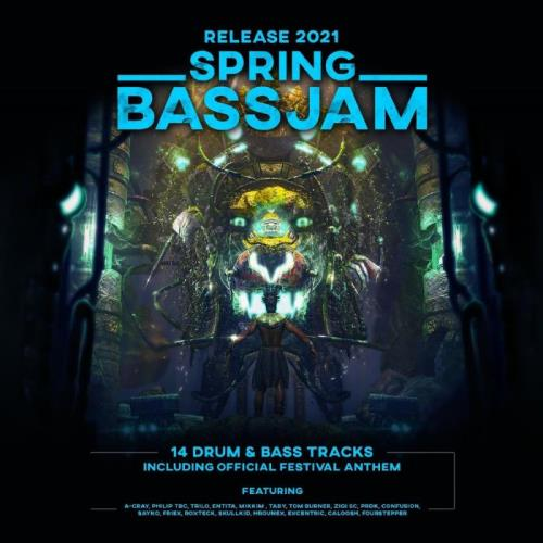 Spring BassJam Release 2021 (2021) FLAC