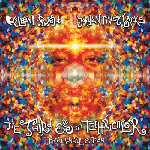 Killah Priest, Jordan River Banks - The Third Eye in Technicolor (Instrumentals) (2021)