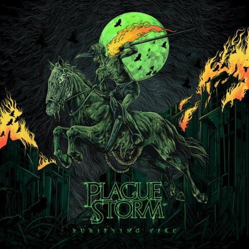 Plaguestorm - Purifying Fire (2021) FLAC