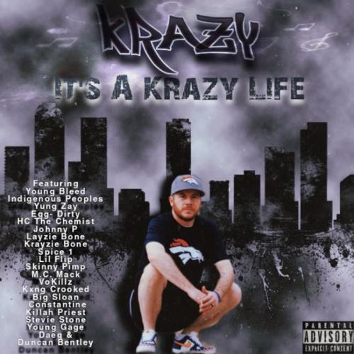 Krazy - It's a Krazy Life (2021)