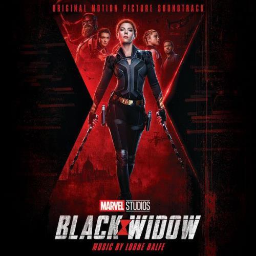 Lorne Balfe - Black Widow (Original Motion Picture Soundtrack) (2021)