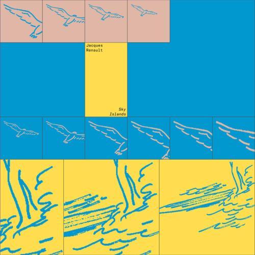 Jacques Renault - Sky Islands (2021)