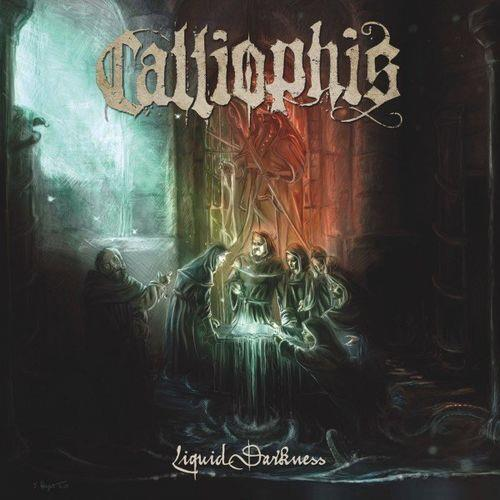 Calliophis - Liquid Darkness (2021)