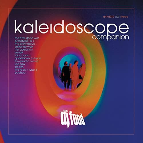 DJ Food - Kaleidoscope Companion (2021)