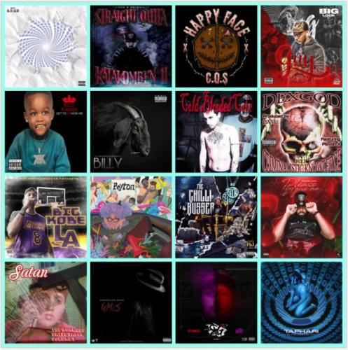 Rap Music Collection Pack 236 (2021)