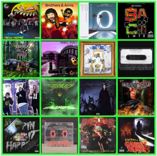 Rap Music Collection Pack 237 (2021)
