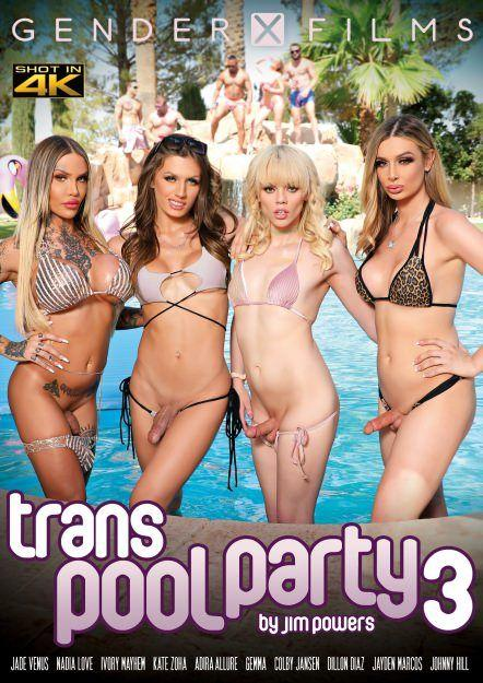 Trans Pool Party 3 (2021)