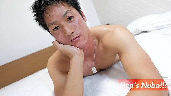 [Men's Nubo!!!!] NV-160 【32歳 食品開発】激シコマッスルな沢〇〇似のノンケイケメン♪恥ずかしさに顔を赤らめながら一心不乱に腰振り汗だくバック!!