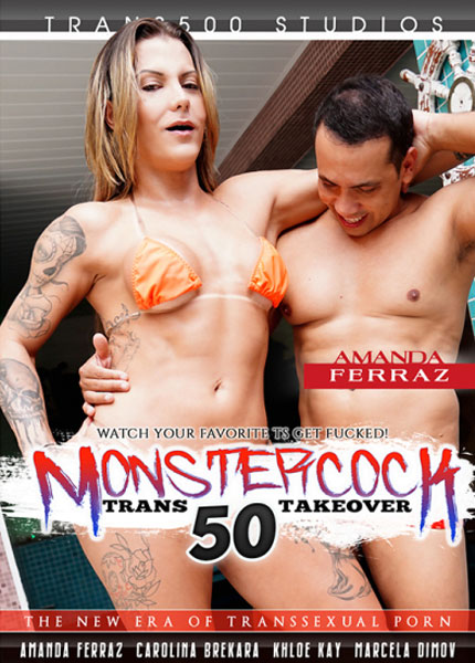 Monster Cock Trans Takeover 50 (2021)