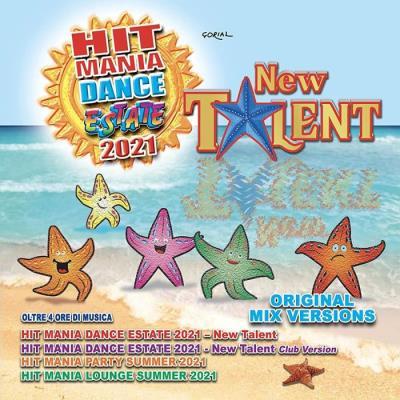 Hit Mania Dance Estate New Talent (2021)