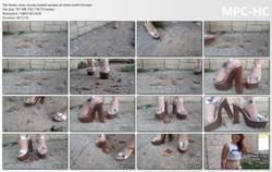 Small living creatures FOOT CRUSH!!! Том № 23