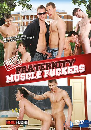 Fraternity Muscle Fuckers (2017)