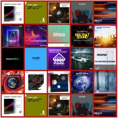 Beatport Music Releases Collection Chart 2917 (2021)
