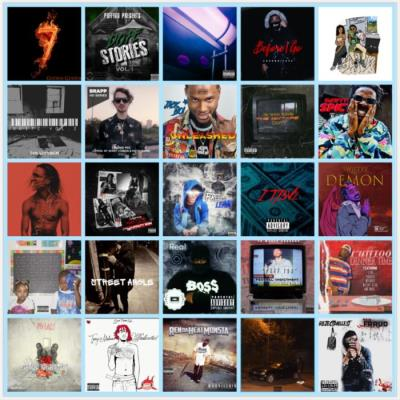 Rap Music Collection Pack 245 (2021)