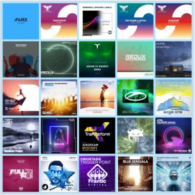Fresh Trance Releases 326 (2021)