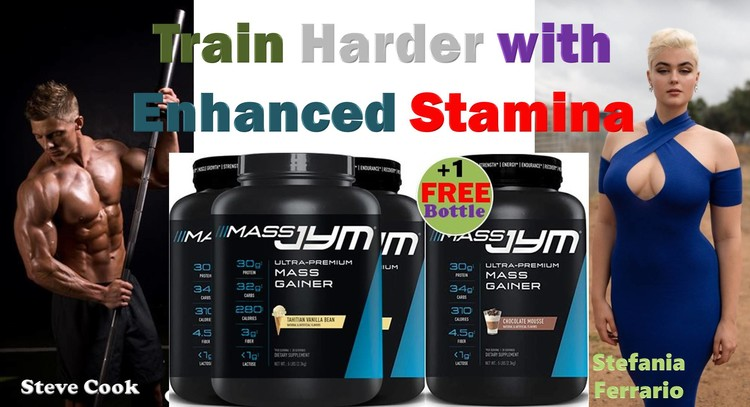 Mass Jym by Jym Science