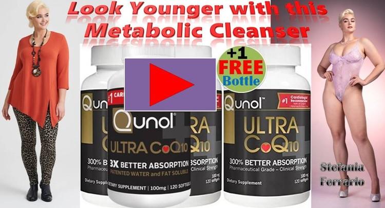 Anti Aging Coenzyme Q10