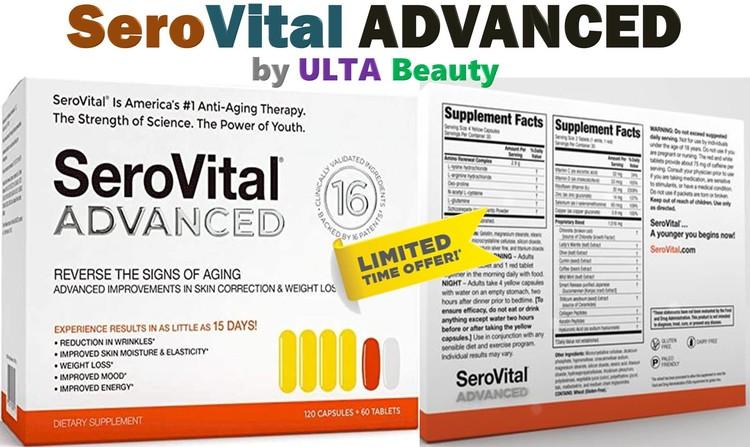 SeroVital Advanced by ULTA Beauty