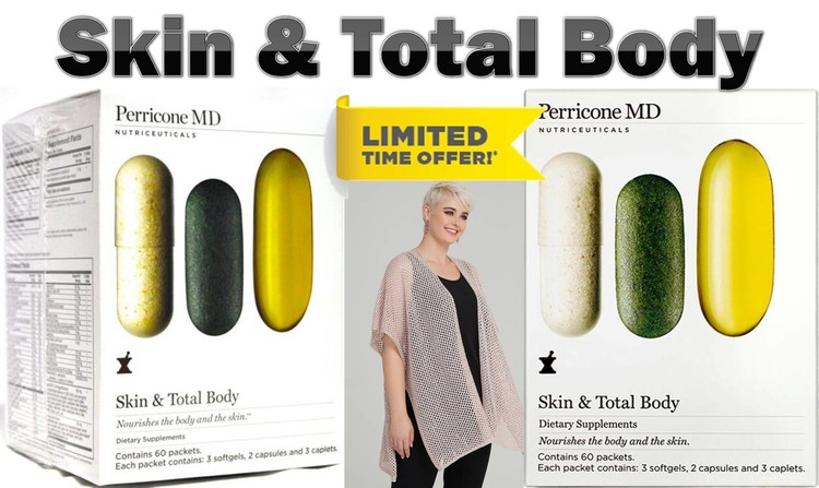 Skin & Total Body by PERRICONE MD