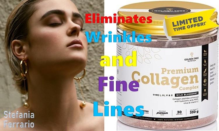 Premium Collagen Complex by Golden Tree
