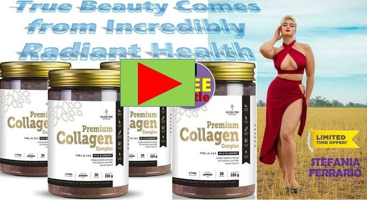 Anti Aging Premium Collagen Complex