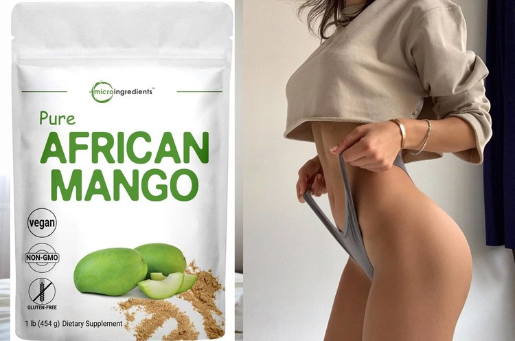 Pure African Mango by Microingredients