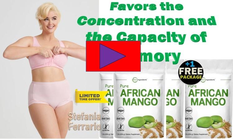 African Mango Pure