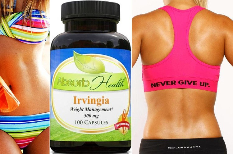 Irvingia by Absorb Health
