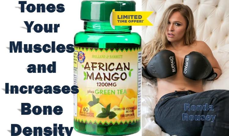 African Mango Extract plus Green Tea