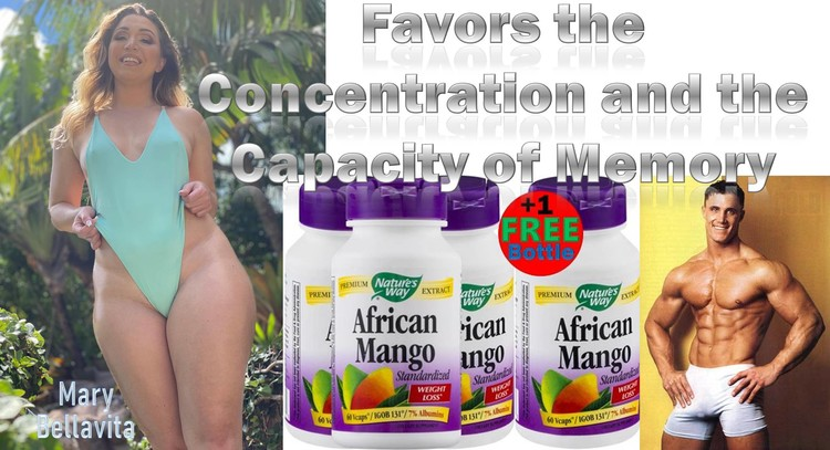 African Mango Standardized by Natures Way