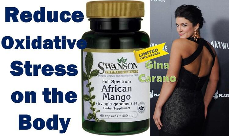 Full Spectrum African Mango by Swanson