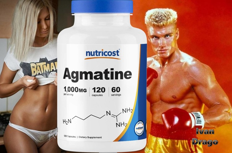 Agmatine by Nutricost