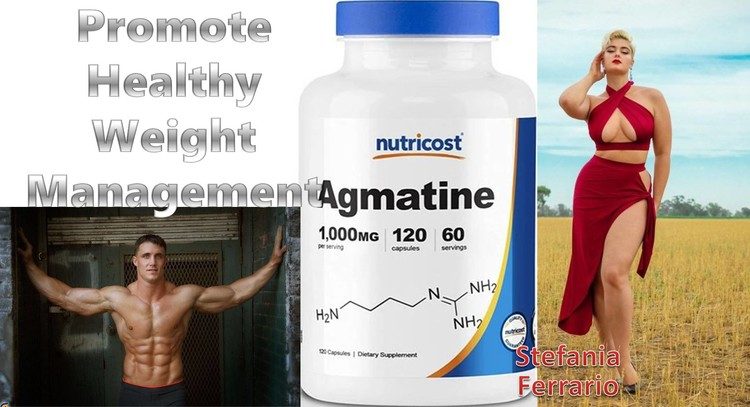 Agmatine Sulfate by Nutricost