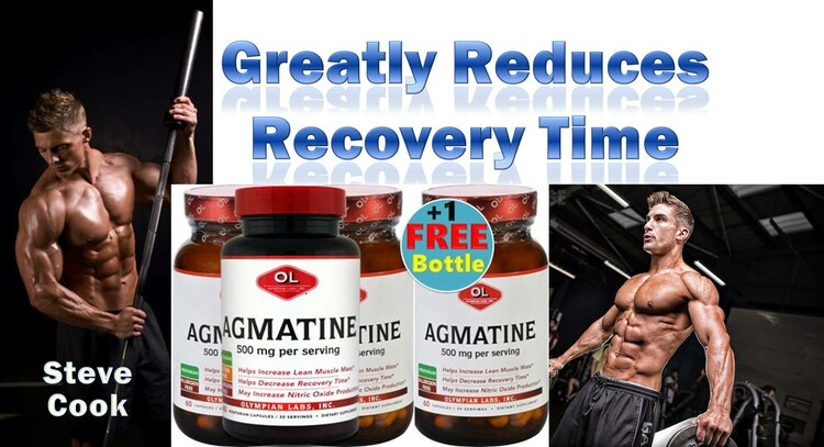 Agmatine Olympian by Olympian Labs